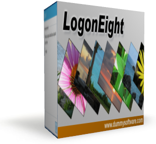 LogonEight Automtically Change Windows 8 Logon Background (Lock Screen Image)