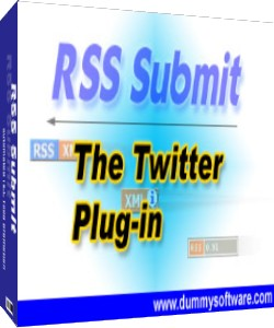 Twitter Plug-in for RSS Submit